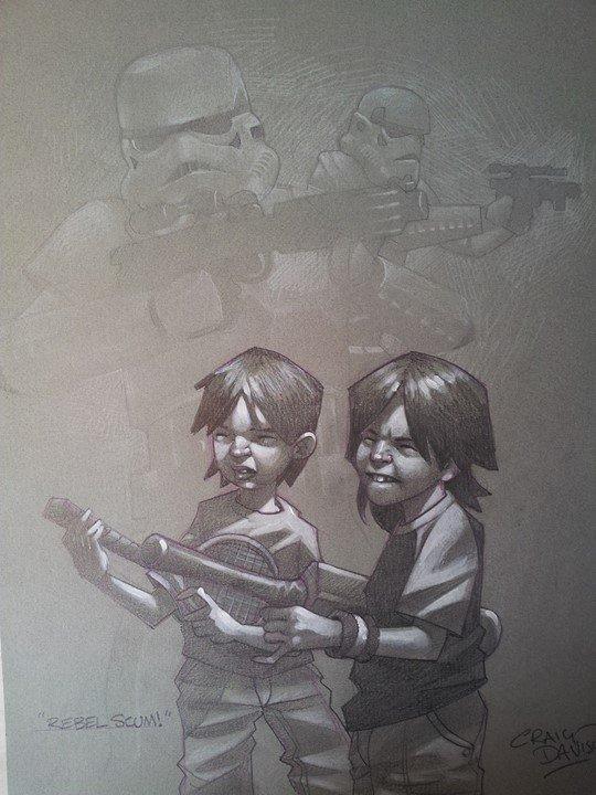 Childrens-imagination-by-Craig-Davidson-Star Wars 06
