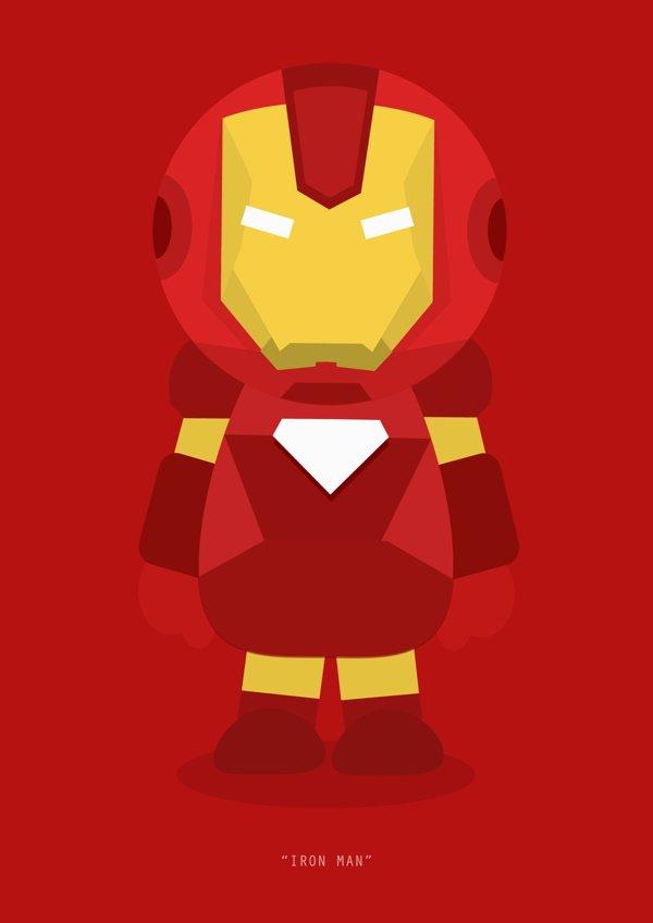 Little Avengers Ironman