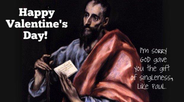 Paul Valentines Day