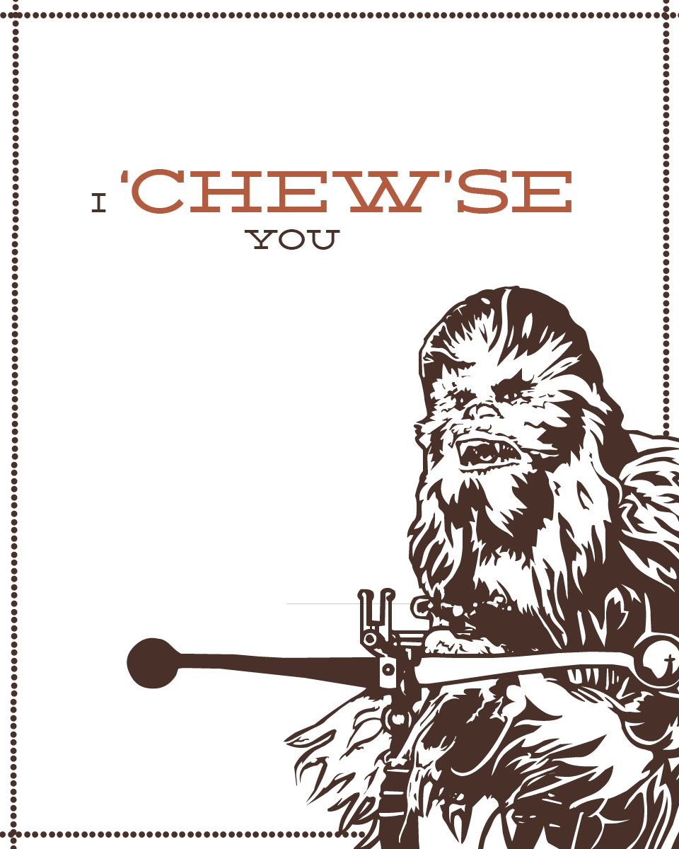 Star Wars - Chewie