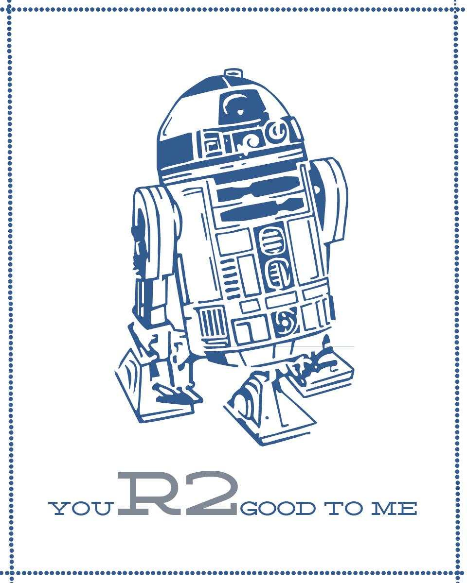 Star Wars - r2