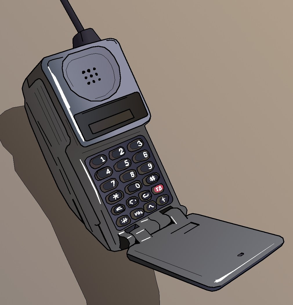 40 Years of Cellphone [Video]