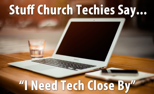 - I Need Tech At My Hand Always
