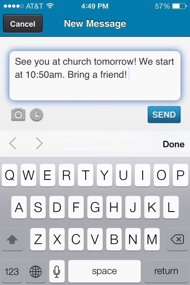 YapTap A Simple And Affordable Texting Program For Your Church3
