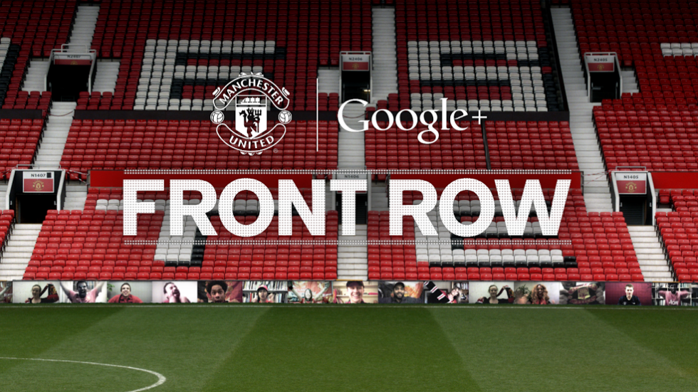 Manchester United Uses Google Hangouts to Be Awesome