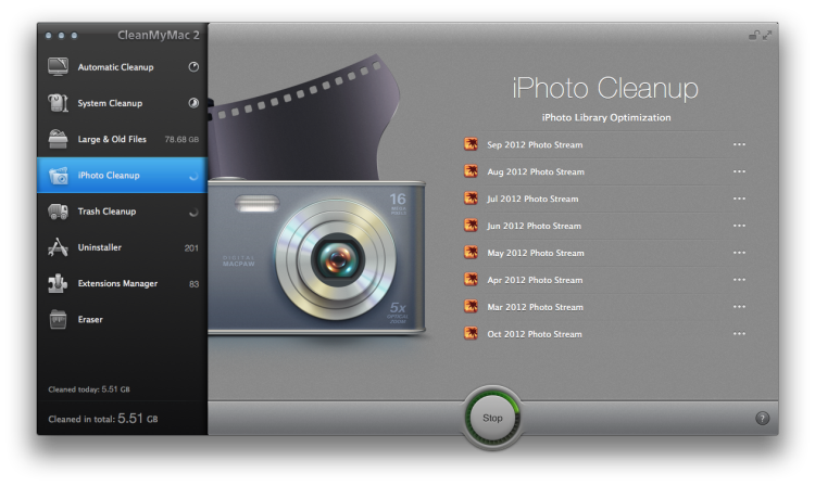 CleanMyMac 2 Mac Cleaner 4