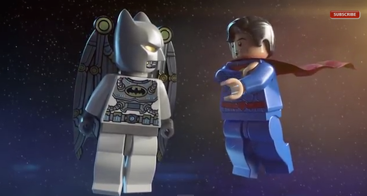 Venture Into Space with LEGO Batman 3