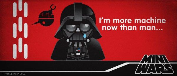 Miniwars - Vader