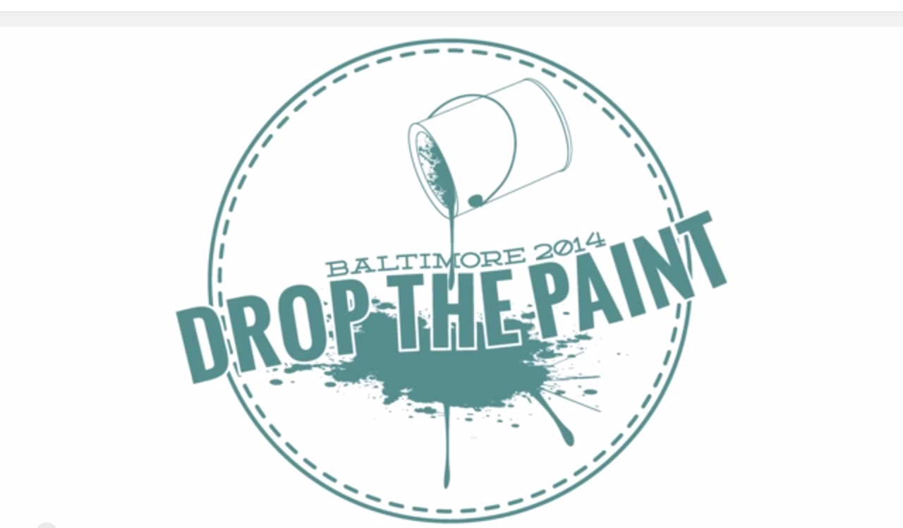 Creative Missions 2014: Droppin' Paint [Video]