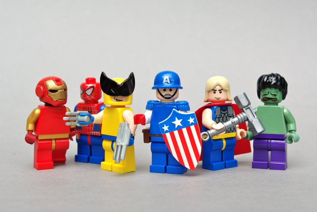 Superheros and Sci-Fi and Church Tech, Oh My!