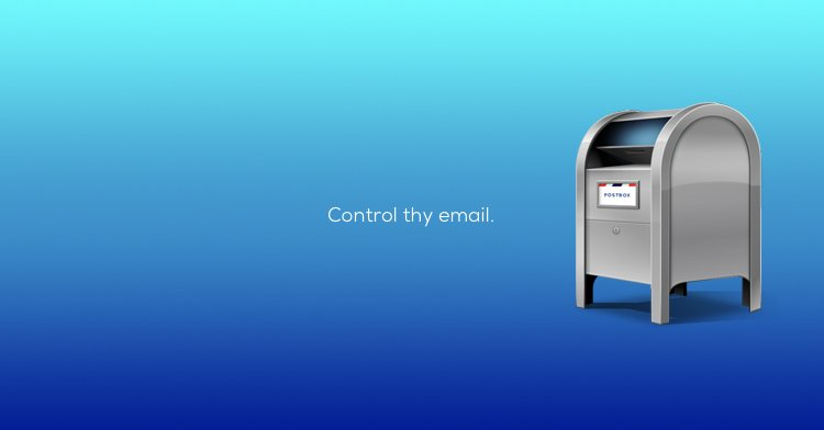 Postbox — Email for the Control Freak