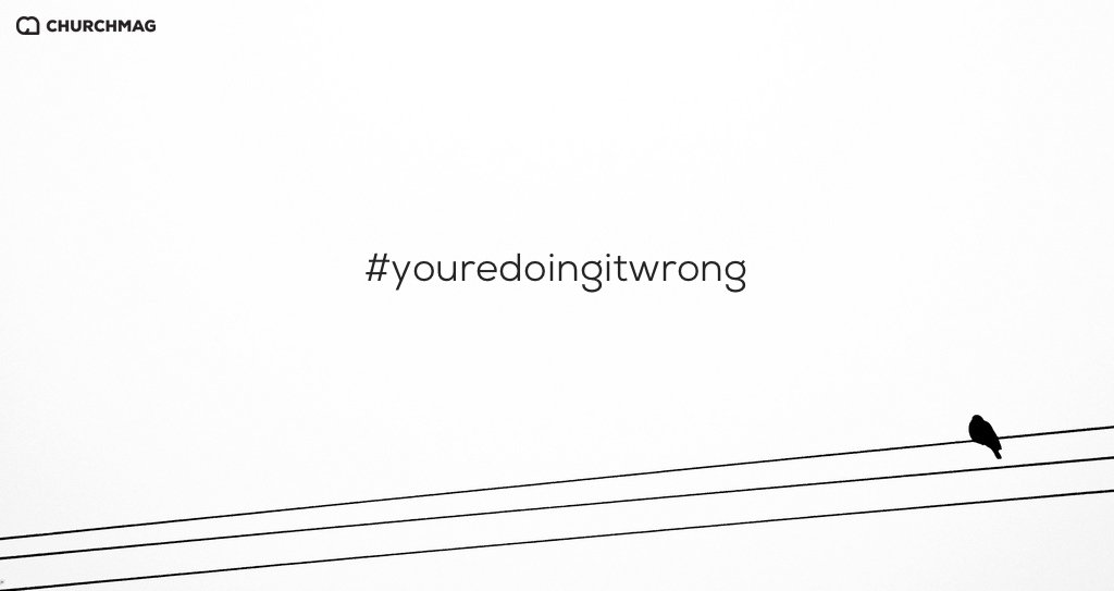 You're Doing Twitter Wrong [Video]