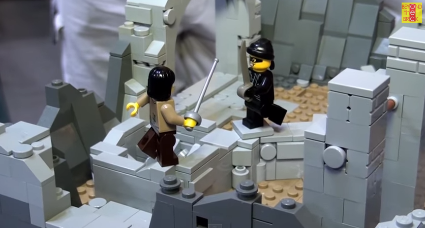 EPIC LEGO Builds from Brickworld Chicago 2014 [Videos] - ChurchMag