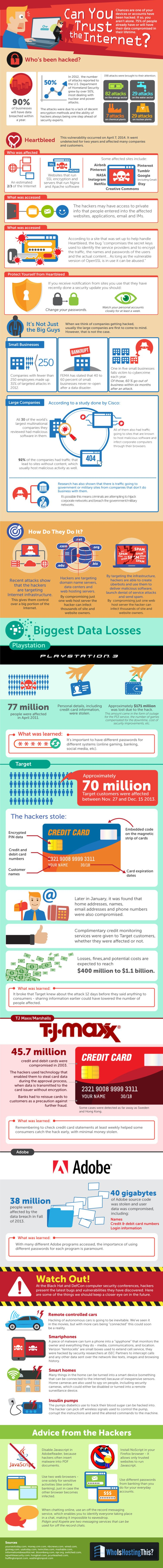 Can-You-Trust-the-Internet - Infographic