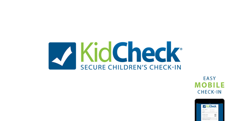KidCheck's New Mobile Child Check-In App
