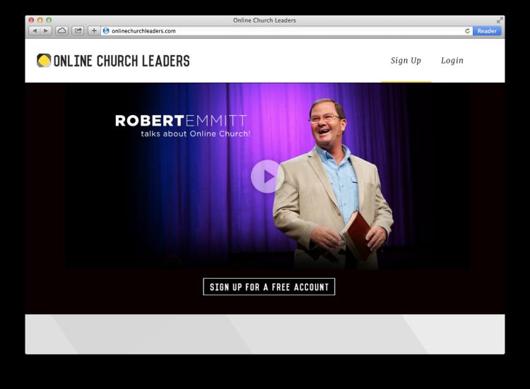 ONLINE CHURCH LEADERS Browser