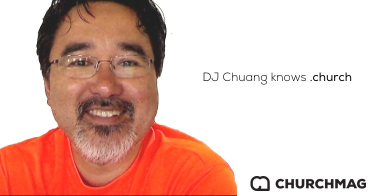 DJ Chuang: All About the New .church Domain [Video]