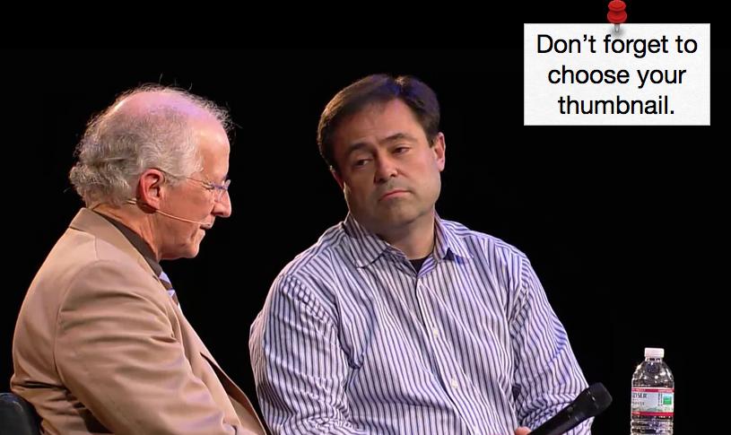 Dear Church Tech: Check Your Video Thumbnail