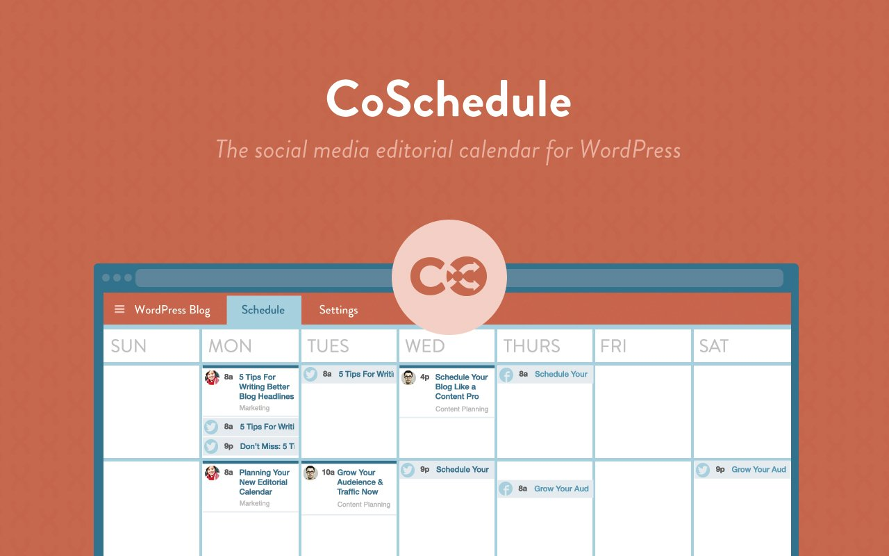 Share Old Posts with CoSchedule