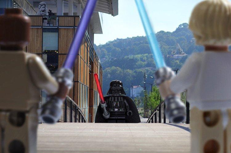 Toys Invasion - Lego Star Wars 1