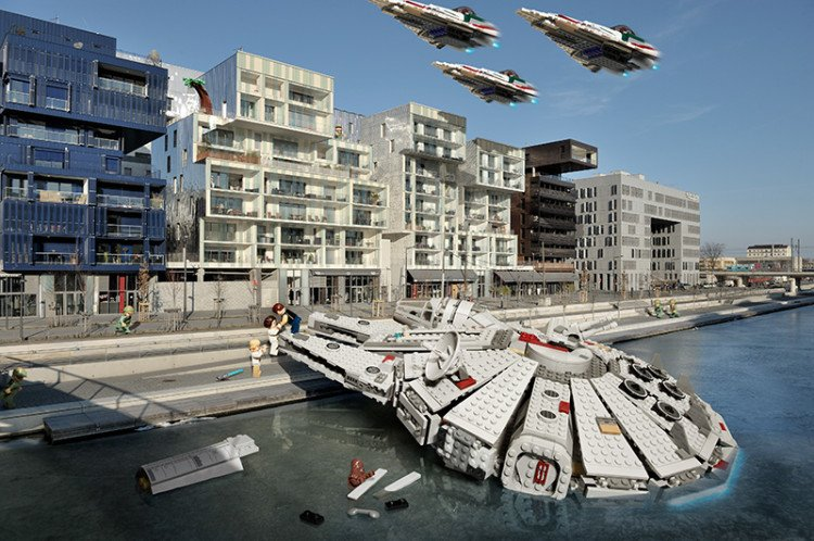 Toys Invasion - Lego Star Wars 6