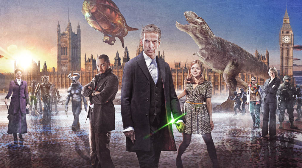Doctor Who Series 8 Starts August 23rd!