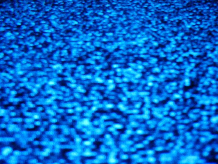 static image - blueish