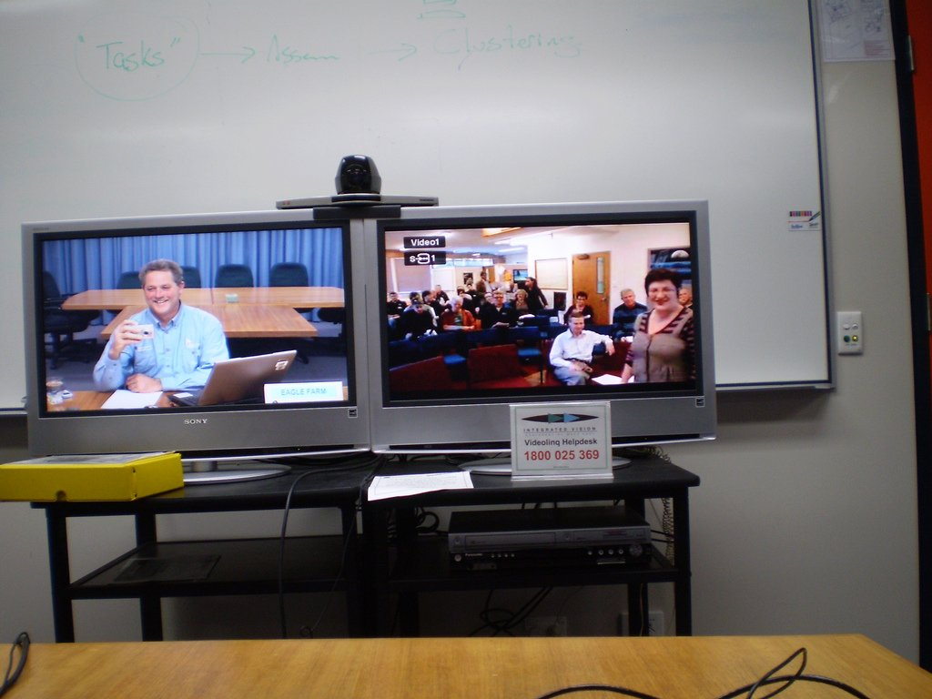 Need for Remote Video Conferencing?
