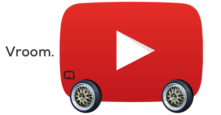 YouTube on the Go [Infographic]