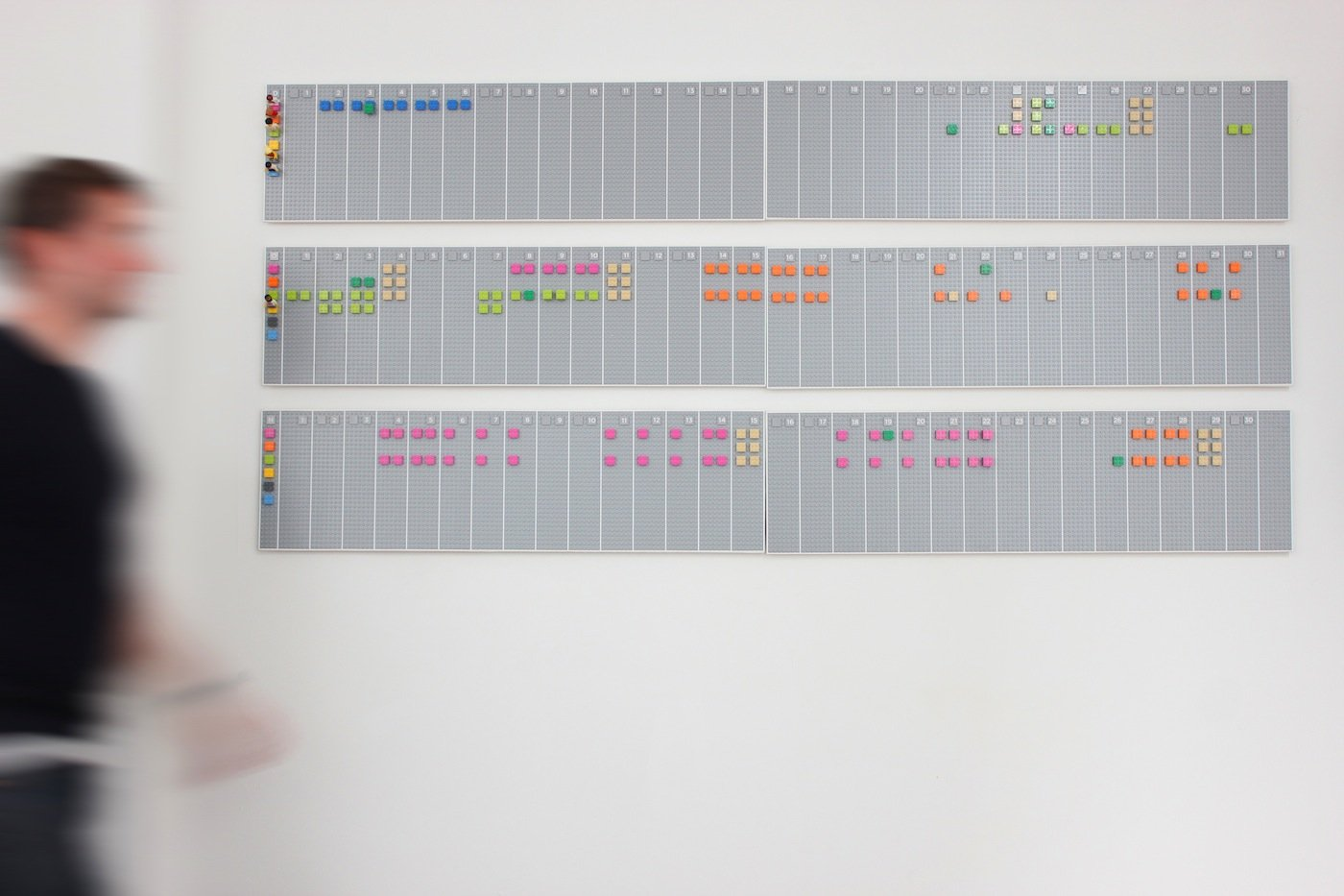 LEGO Calendar to Sync with iCal and Google