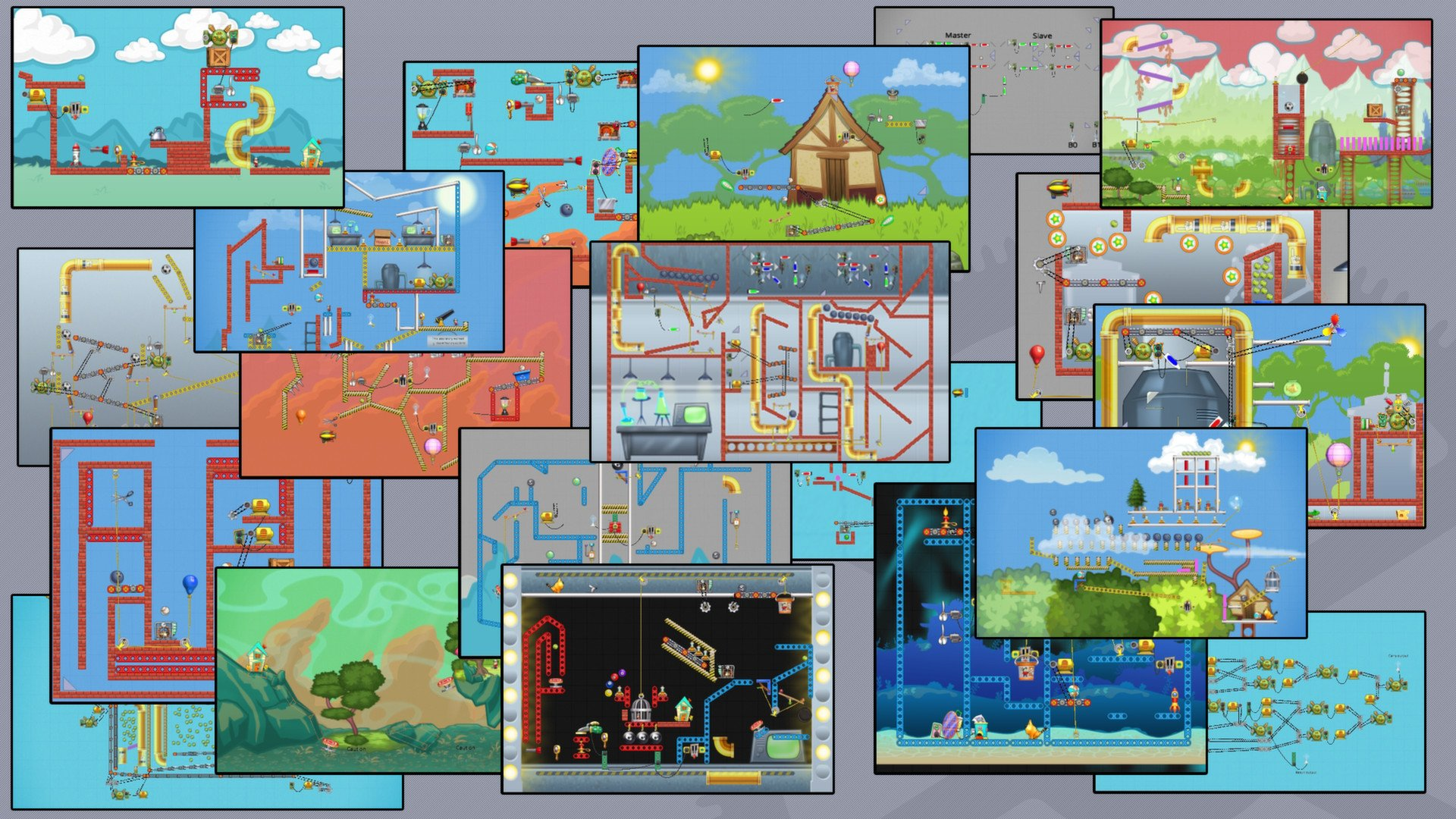 Contraption Maker [Game Review]