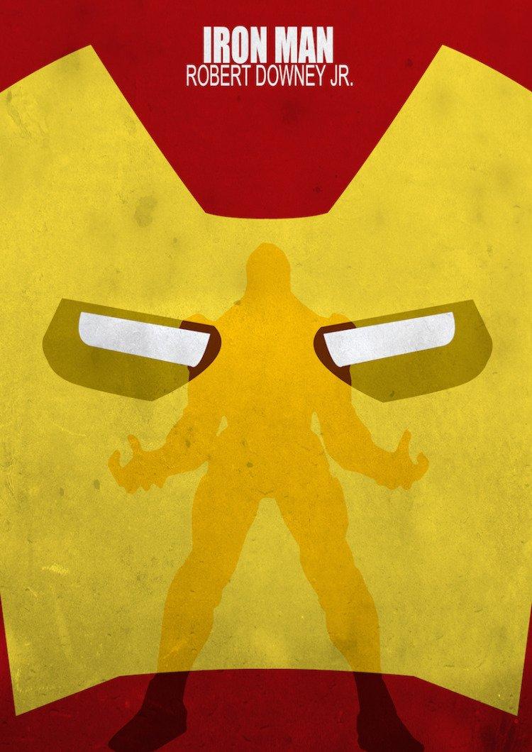 Iron Man Movie by Melissa Jallit