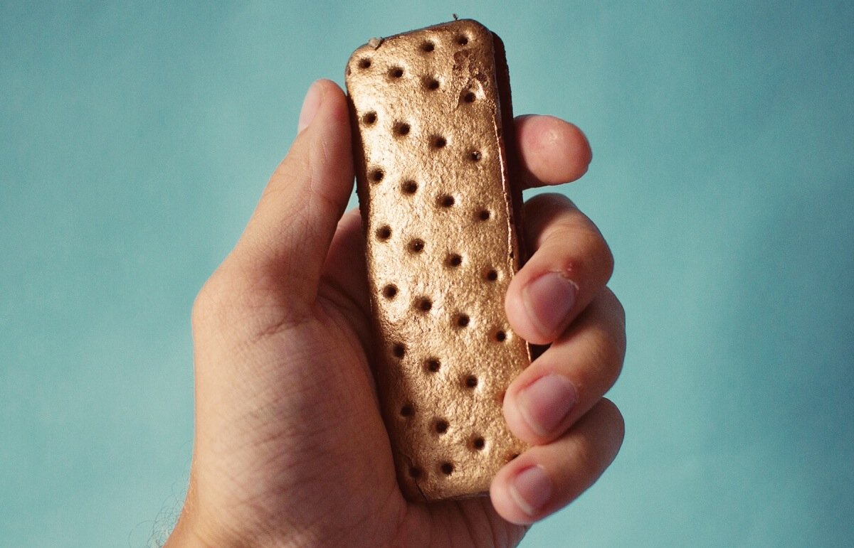 The Summer of Ice Cream Sandwiches