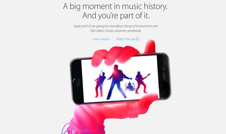 apple 9-14 U2