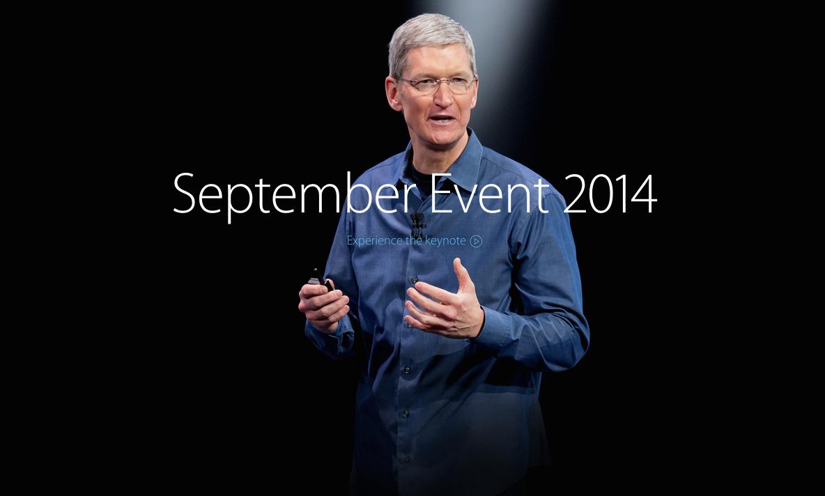 A Church Tech View of the 2014 Apple Keynote