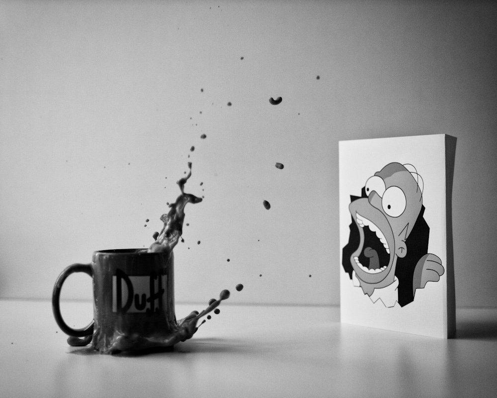 Caffeine: The Silent Killer of Success [Diagram]