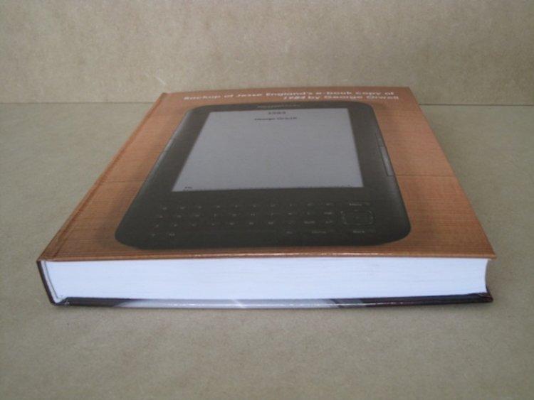 eBook Backups [Images]