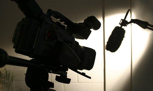 Camera and mic
