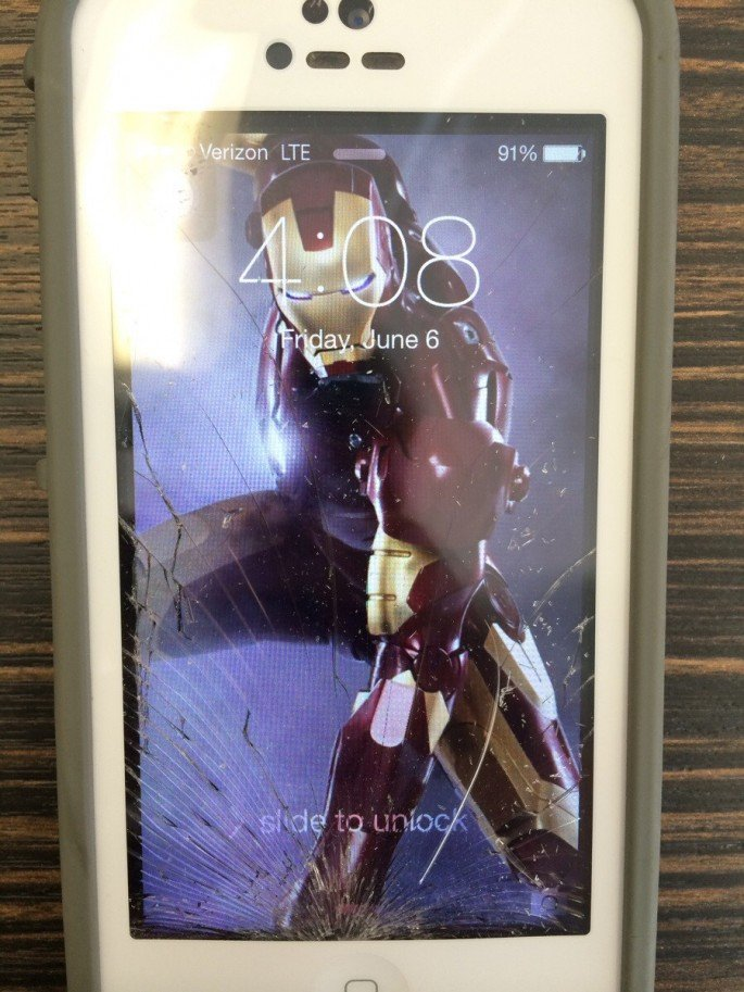 how to fix a cracked screen without replacing it