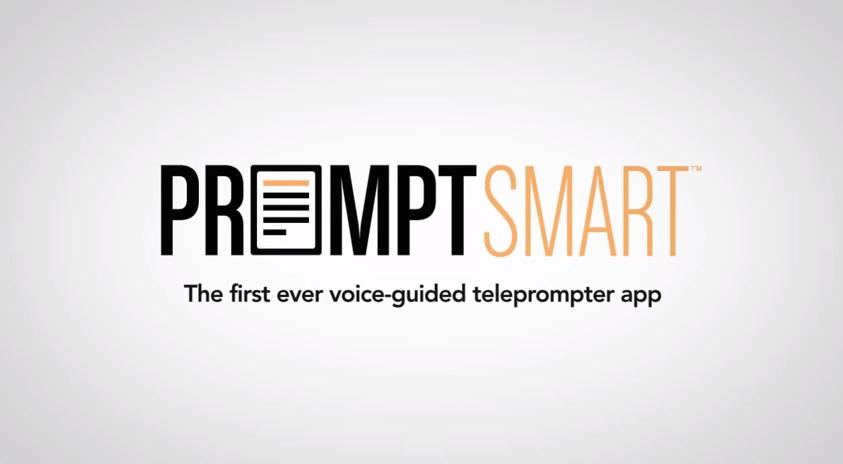 PromptSmart — The Smartest iOS Teleprompter