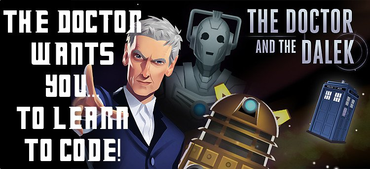 Kids, Coding, and 'Doctor Who'