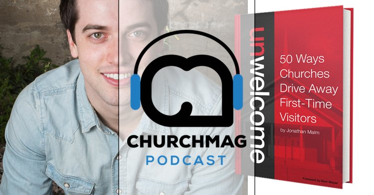 Jonathan Malm Talks About 'Unwelcome' [Podcast]