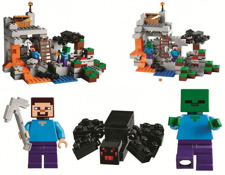minecraft legos 2
