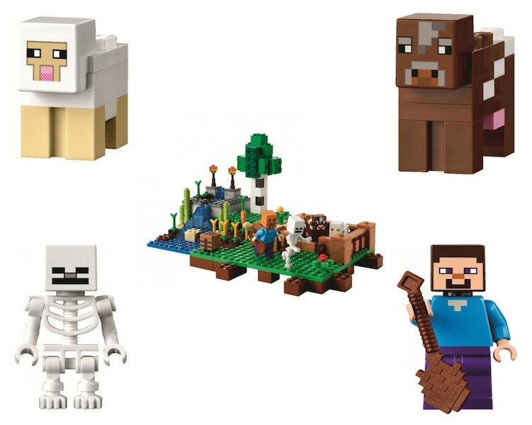 minecraft legos 3