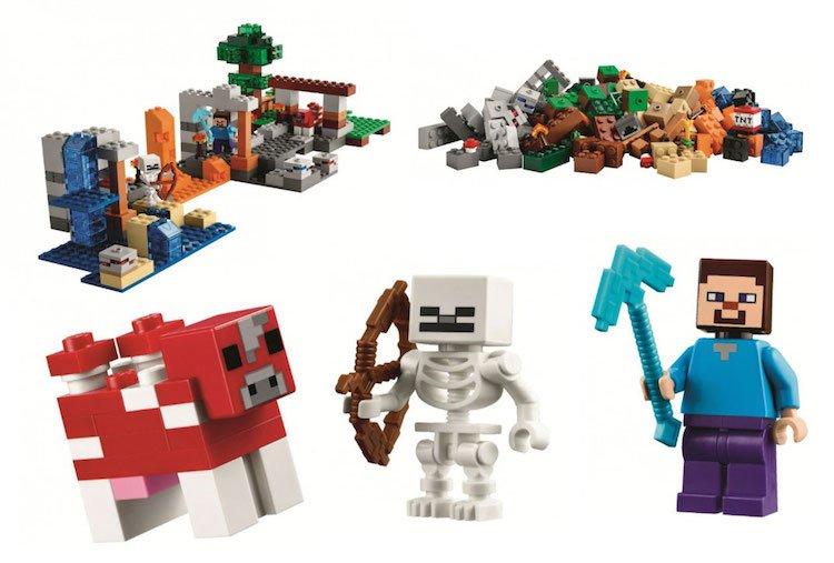 minecraft legos 5