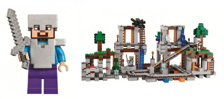 minecraft legos 7