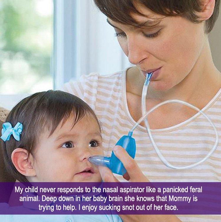 Ridiculous Stock Photos of Motherhood [Images]