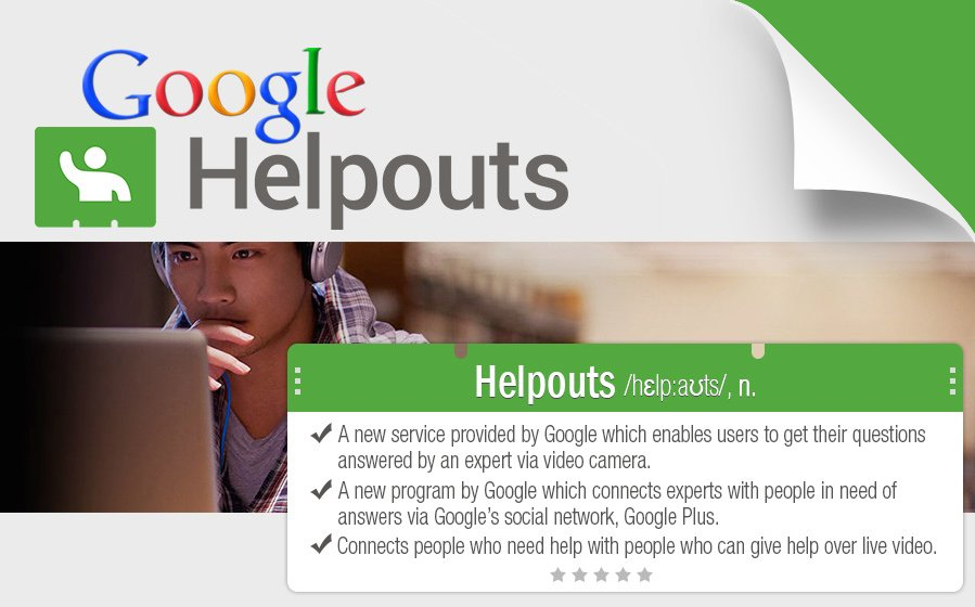 Have You Tried Google Helpouts? [Infographic]