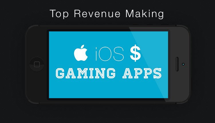 Top Revenue Making iOS Apps [Infographic]