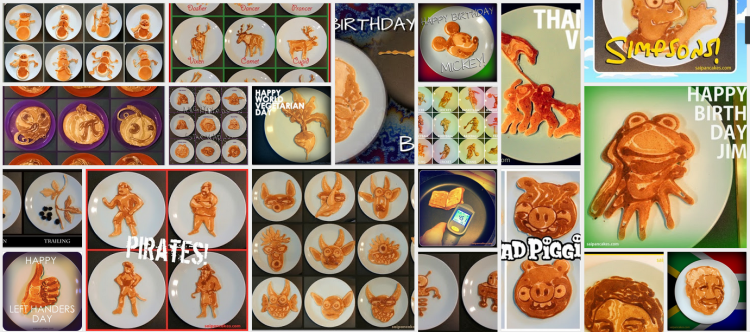Pancake art - amazing